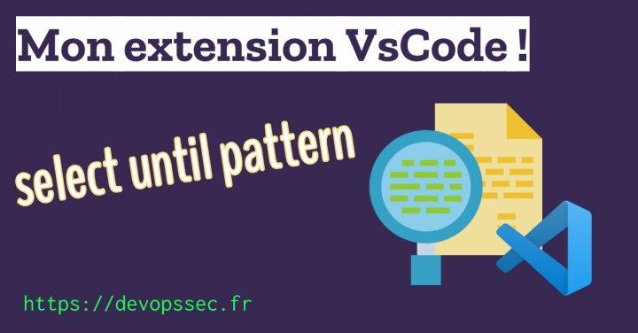 image de l'article Découverte de mon extension VsCode