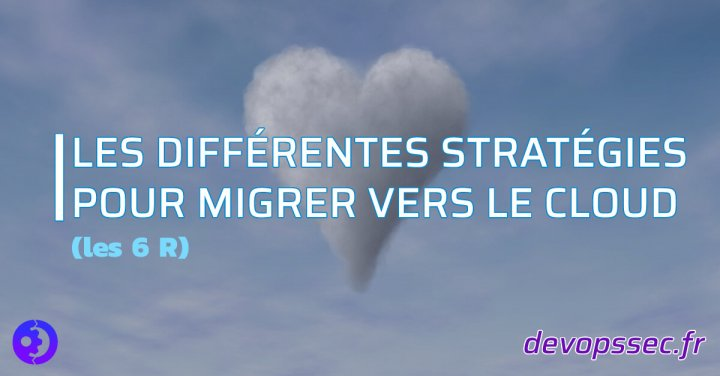 image de l'article Les différentes stratégies pour migrer vers le Cloud (6 R)