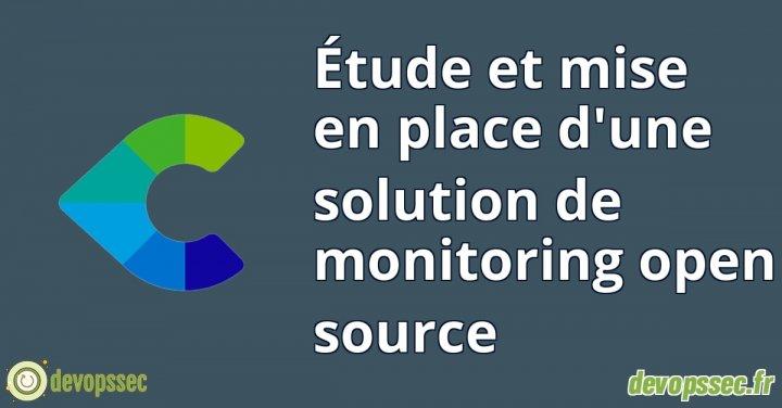 image de l'article Étude et mise en place d'une solution de monitoring open source(Centreon)