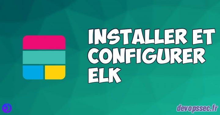 image de l'article Installation et configuration de la stack ELK