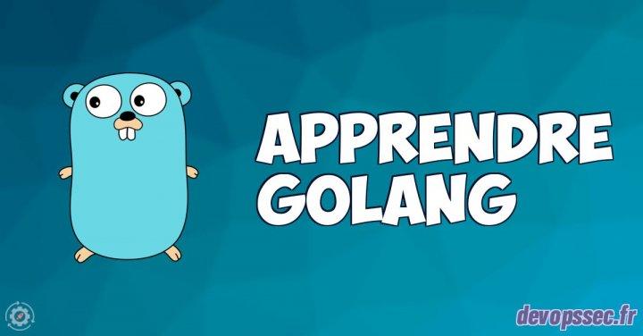 image de l'category Apprendre GoLang